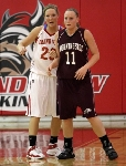 40th Women's Basketball vs Morningside Photo