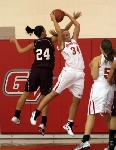 42nd Women's Basketball vs Morningside Photo
