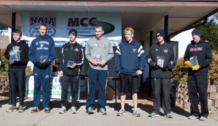 2nd MCC Championships All-Conference Photo