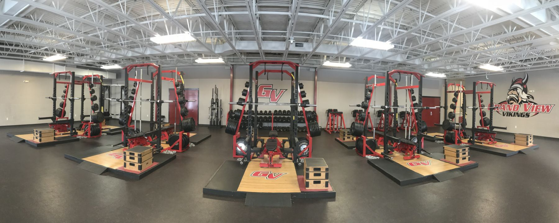 Strength and Conditioning | Grand View Athletics